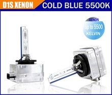 With color box Free shipping 100% Original OEM 2PCS D1S HID Xenon 5500K cold white bulb lamp headlight