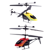 RC901 2CH Mini RC Helicopter Radio Remote Control Aircraft 3D Gyro Helicopter Electric Micro 2 Channel Helicopters 2 Colors(China)