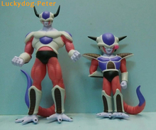 Dragon Ball Z Frieza Action Figure 1/8 scale painted figure First and Second Form Frieza Doll PVC ACGN figure Brinquedos Anime(China)