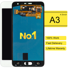 Dhl 5pcs  New Alibaba China Lcd Display Digitizer Touch Panel Screen For Samsung Galaxy A3 A300 Replacement Freeshipping
