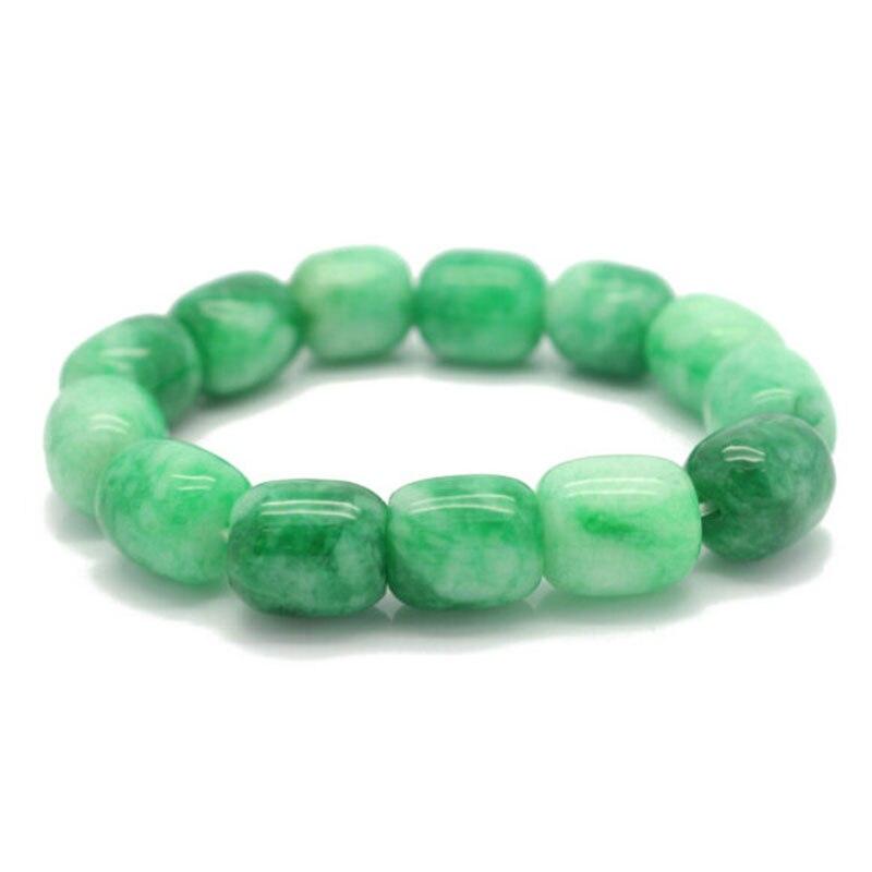 Зеленый камень для поделок 75