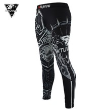 WTUVIVE  MMA boxing sports fitness personality breathable loose large size shorts Thai fist pants Tiger Muay Thai shorts mma