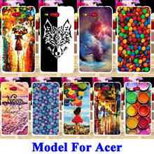 Soft TPU Silicon Phone Case For Acer Liquid Z330 Z320 Z500 Z520 Z530 Z530S Zest Z525 Z528 Z630 E700 M330 Shell Cover Housing Bag