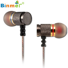 Binmer 1PC KZ EDR1 Superior Quality Ear Sports fone de ouvido Stereo Earphone Music Metal Heavy Bass Sound Headset X17