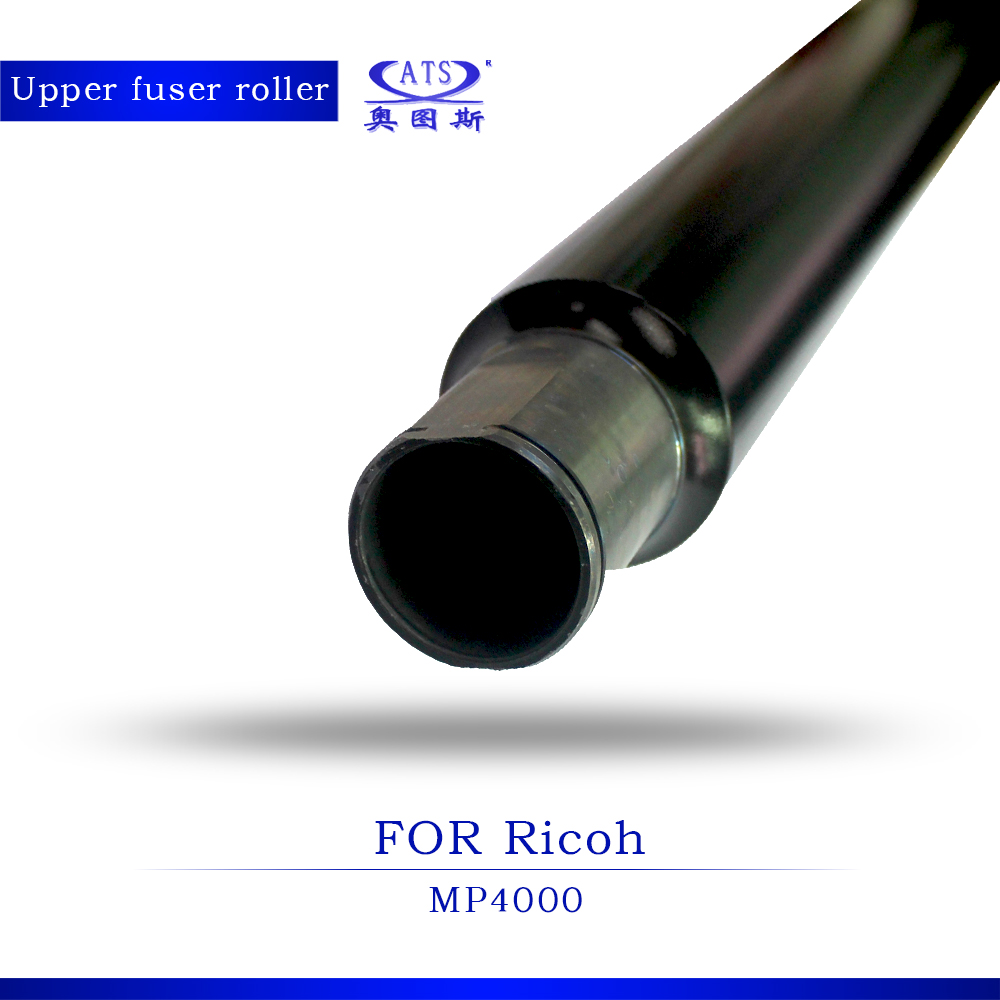 Upper Fuser Roller For Ricoh MP4000 5000 heat roller copier parts MP 4000 MP5000 Photocopy Machine<br>