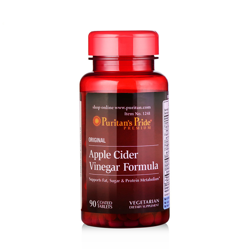 USA PPride Apple Cider Vinegar Formula-90 Tablets free shippping<br><br>Aliexpress