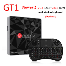 Beelink GT1 Ultimate TV Box 3G 32G Amlogic S912 Octa Core CPU DDR4 2.4G+5.8G Dual WiFi Android 6.0 Set Top Box Media Player X92