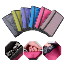 Travel Passport Cover Wallet Travel Multifunction Credit Card Package ID Holder Storage Organizer Protective Clutch Money Bag