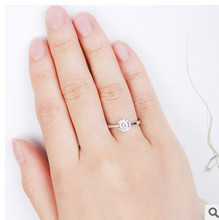 JZ503 2017 new Fashion Non-mainstream Korean couple imitation  alloy ring Jewelry Wholesale 1pcs