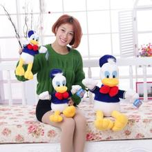 High Quality cute Mickey Pato Donald/ Daisy Plush Toys For Children's Gift 1pcs