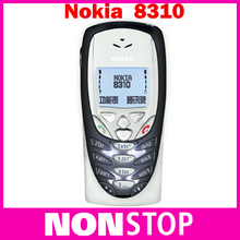 8310 Unlocked Original Nokia 8310 Mobile Phone 2G GSM Refurbished Cheap Good Cell phone
