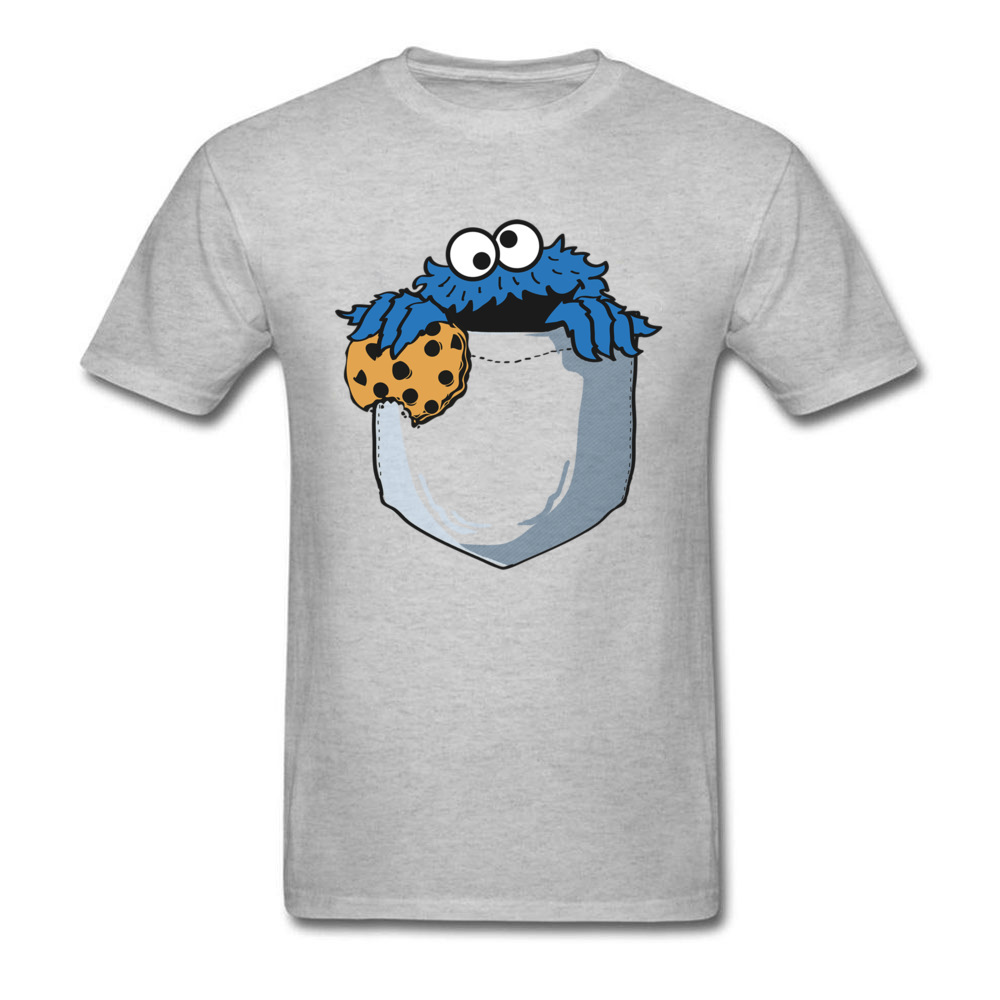 crumbs in my pocket 5964 Mother Day All Coon Crew Neck Tops & Tees Short Sleeve Gift Clothing Shirt Rife Casual Top T-shirts crumbs in my pocket 5964 grey