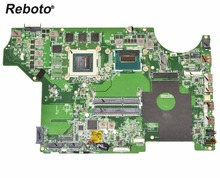 Reboto For MSI GE72 Laptop Motherboard With i7-4720HQ 2.6Ghz CPU MS-16J11 REV:1.0 MainBoard 100% Tested Fast Ship(China)