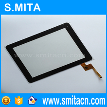"Original New Capacity 9.7"" inch tablet touch  Replacement Touch Sensor Lens for HKC T90 12PIN TOPSUN_E0011_A3"