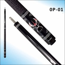 Fury Pool Cue Model OP-01/Fury China Style 147cm Pool Billiard / Tiger Everest Tip 11.75 mm/12.75 mm tip (optional)