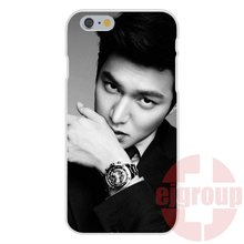 Soft TPU Silicon Fashion Cover Case For Apple iPhone 4 4S 5 5C SE 6 6S 7 7S Plus 4.7 5.5 lee min ho