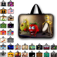 7 10.1 11.6 12 13.3 14 15.6 17.3 inch Laptop Bag Notebook Pouch Cover Bags For Tablet Mini PC Fashion Case For Lenovo HP Asus(China)