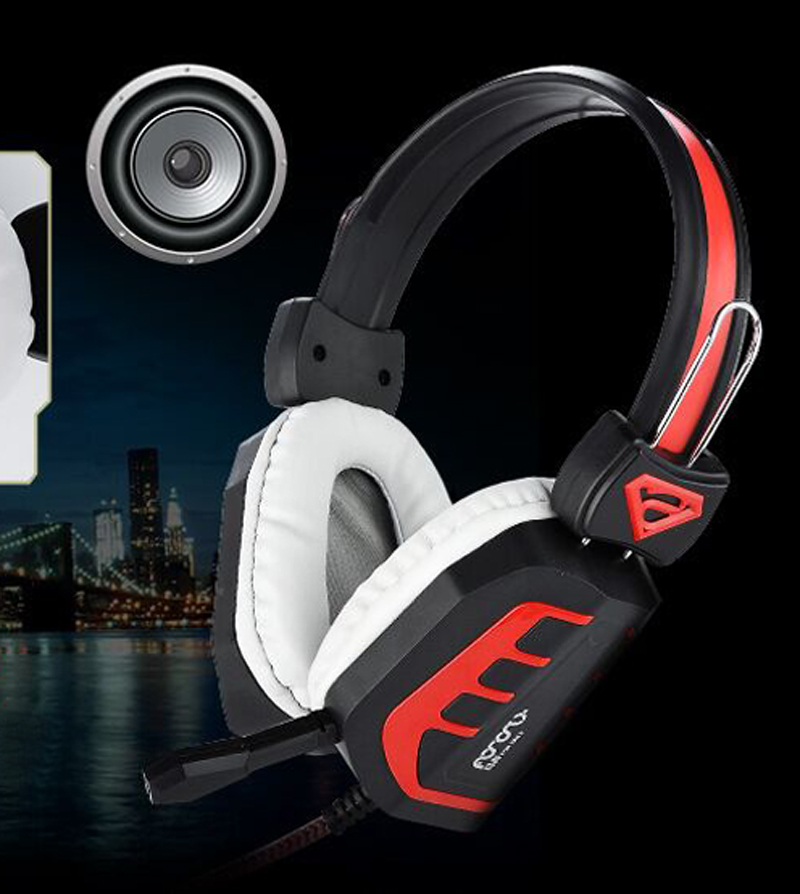Gaming headphone for Computer, 3.5mm Game Headset With Mic LED Light For Laptop Tablet / PS4 / Mobile Phones<br><br>Aliexpress