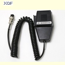 4-Pin Workman CM4 CB Radio Mic Microphone For Cobra Uniden Galaxy Car Radio Two Way Radios(China)
