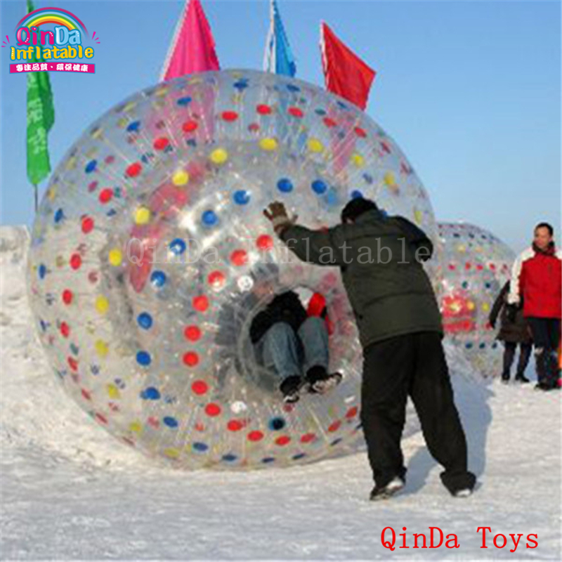 inflatable zorb ball106