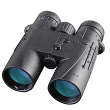 BIJIA Free shipping10x42 Binoculars Waterproof Nitrogen Filled Telescope for travelling Hunting Birding(China)