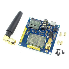 Smart Electronics A6 GPRS  module, text messages, development board GSM GPRS wireless data transmission of super SIM900A