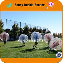 Good Quality TPU 1.2M Factory direct TPU human zorb bubble ball for football,bubble football inflatable human body ball