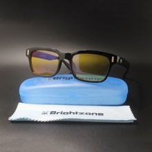 Drop Shopping Anti-Blue Rays Computer Goggles Reading Glasses 100% UV400 Anti-Radiation Glasses Computer Game Glasses Case/Cloth(China)