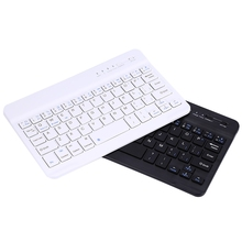 Portable Light Weight Ultra Slim Multimedia Wireless Bluetooth 3.0 Mini Keyboard with Micro Interface for iOS Android Windows