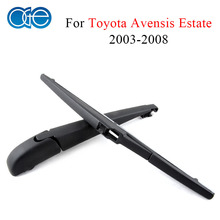 Oge 12'' Rear Wiper Arm and Blade For Toyota Avensis MK2 T25 Estate 2003 2004 2005 2006 2007 2008 Windshield Car Accessories(China)