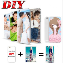 Custom DIY Print Photo Soft TPU Phone Case For Samsung Galaxy 2016 A3 A5 A7  A8 A9 S2 S3 S5 Mini S6 S7 edge Plus Free Logo Fee
