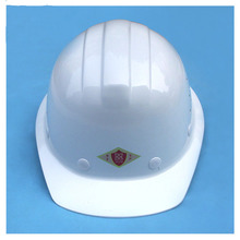 Single reinforcement Safety cap breathable construction safety helmet protective working cap multicolors free shipping H0615(China)