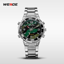 WEIDE Mens Watches Sport Watch Man Quartz New Costly Top Brand Luxury Army Military Waterproof Clocks Relogio Masculino WH843(China)