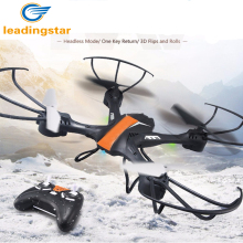 Mini LeadingStar RC Drone H33 kvadrokopter 2.4G 4CH 6 Axis Gyro RC Quadcopter Headless Mode one Key return With Flash Lights