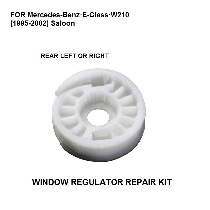 WINDOW REGULATOR SWITCH BUTTON COVER FRONT REAR FOR MERCEDES E-CLASS W210 S210