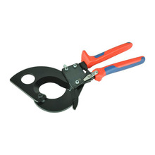 LK-280 Ratchet Cable Cutter  for cutting copper-aluminum cables 380mm2/52mm diameter max  cable shear wire cutter