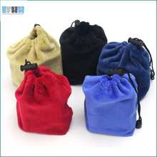EFHH 1Pcs Magic Cube 3x3x3 Velvet Bag Puzzle Speed Cube Protective Bag Colorful Drop Shipping Free Shipping