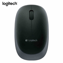 Logitech Mouse Gaming Wireless Rechargeable 2.4Ghz Optical 1000dpi Computer Mouse for Desktop M165 Mice With Nano Receiver(China)