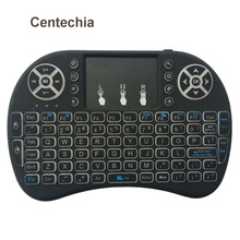 Centechia Mini Wireless Keyboard Replacement 2.4GHz Air Mouse Remote Keyboard for PC/Mac Android Laptop New