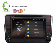 "XTRONS 7"" Android 6.0 Video Car DVD Player 2 Din Head Unit MP3 MP4 GPS Navigate for vw Volkswagen Amarok EOS/SEAT Toledo/SKODA"