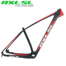Carbon Fiber MTB Bicycle Frame 29ER/27.5ER MTB Carbon Frames 2017 New super light Carbon Mountain Bike Frame 950g 15/17/19