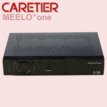 1PC MEELO+ one Satellite Receiver 750 DMIPS Processor Linux Operating System x solo mini 2 Support YouTube Cccam STB DVB-S2(China)