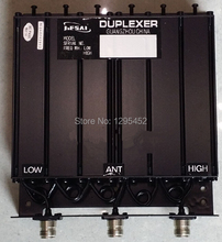 UHF 6 CAVITY 30W RF power Handling DUPLEXER for radio repeater N connector SGQ-450A (must offer RX & TX frequency please)