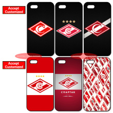 Spartak Moscow Plastic Cover Case for iPhone 4 4S 5 5S SE 5C 6 6S 7 Plus iPod Touch 5 LG G2 G3 G4 G5 G6 Sony Xperia Z2 Z3 Z4 Z5