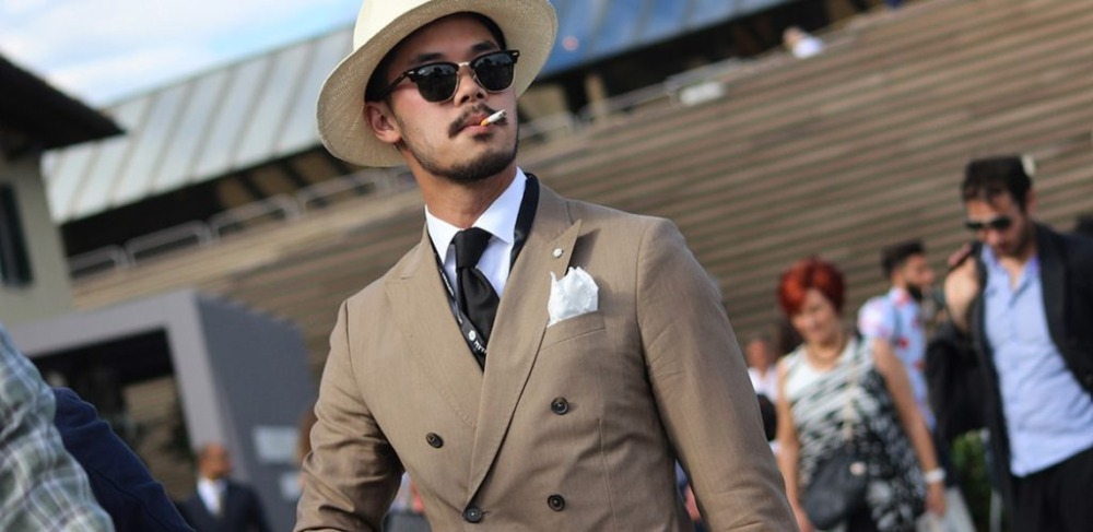 Latest Coat Pant Designs khaki double-breasted peaked lapel tuxedo smart casual business jacket slim fit summer jacket+pants