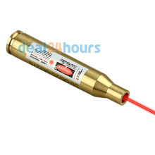 CAL: 30-06 25-06 and 270 Tactical Red Laser Sight Cartridge Bore Sighter Boresighter Hunt Hunting