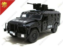 1:32 alloy off-road military vehicles Renault model Warriors Warrior armored Hummer jeep toy car