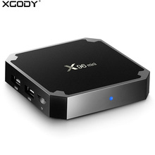 XGODY X96 mini Android 7.1 Smart TV BOX 2GB 16GB Kodi 17.3 Media Player Amlogic S905W Quad Core Wifi 4K Internet TV Set-top Box(China)