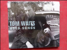 2017 Rushed Real Soft Bag Free Shipping; Tom Waits Used Songs 1973 1980 Cd Collection Deluxe Full Gift Card Seal(China)