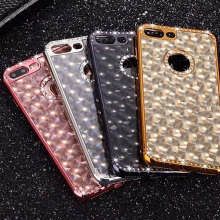 Buy Fashion Bling Colorful Diamond 4D Pattern TPU Soft Phone Case Apple iPhone 7 Plus Case Luxury Coque Back Cover 5.5 inch for $2.72 in AliExpress store